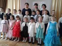 В нашем детском саду прошли утренники, посвященные  Международному женскому Дню 8 марта