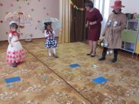В детском саду прошли осенние утренники