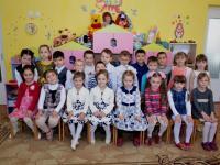 В детском саду прошел выпускной