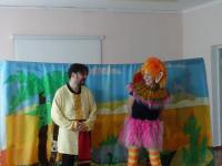 У нас в гостях Воронежский театр кукол «Скоморох»