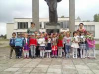 Праздник «День Победы» прошёл в детском саду.