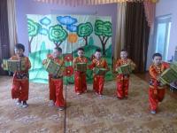 Крымская ярмарка «Крымский народ танцует и поёт».