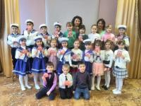В детском саду прошли музыкально-спортивные развлечения, посвященные Дню защитника Отечества
