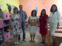 Депутаты Госсовета Республики Крым посетили детский сад