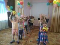 Международный День защиты детей в МБДОУ