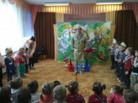 У нас в гостях - детский музыкальный театр «Фантазия»