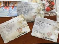 Акция «Письмо ветерану»